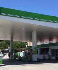 Santa Isabel Petrol Station Gaucín