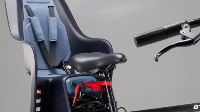 Spanish consumer group warns of 'dangerous' cycle child carrier fault