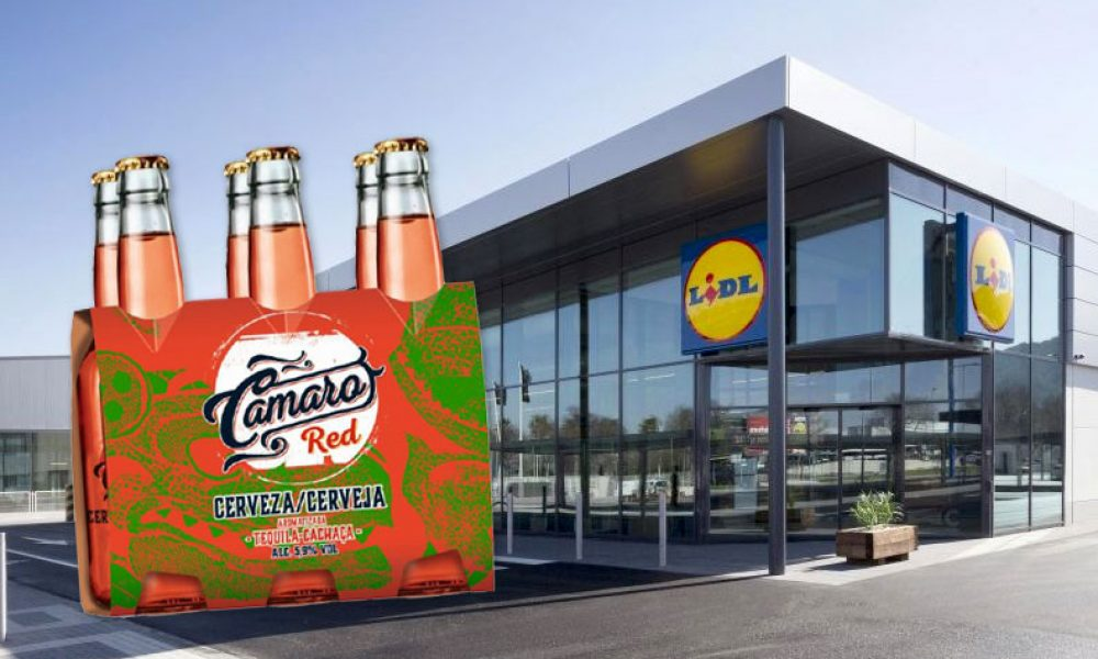 Lidl Spain withdraws beer from sale and warns customers not to drink it