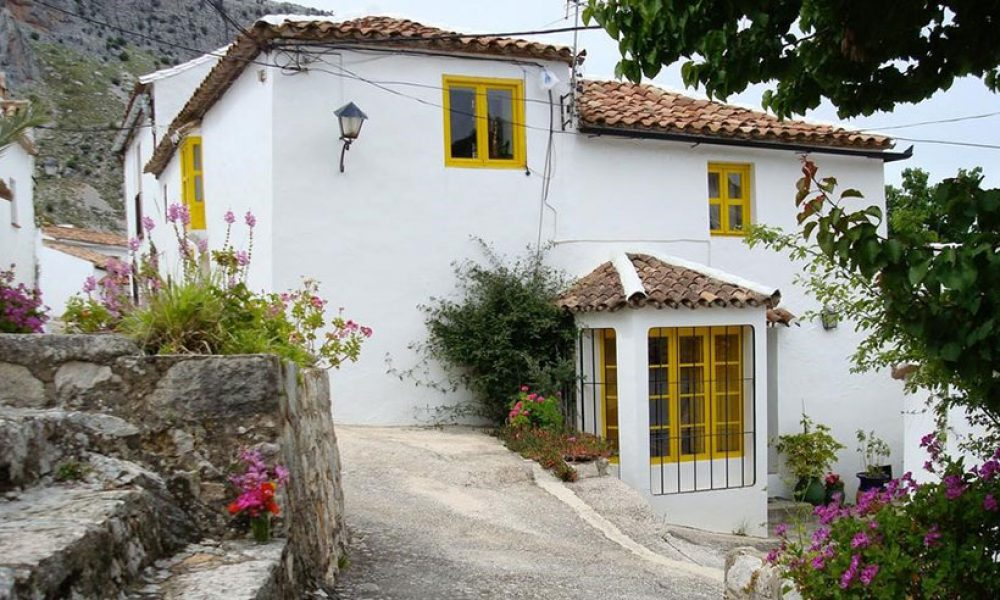 Montejaque Diary – My first ever stay