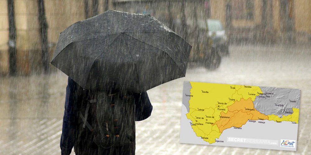 Weather Warnings – 26 November 2020 – Serranía de Ronda