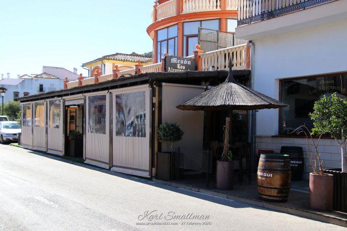 Mesón Los Alcornocales - Cafeteria Maria - Cortes de la Frontera