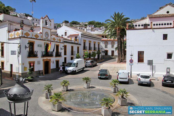 Hotel Palacete de Mañara, Montejaque