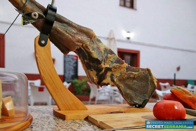 Restaurante Entre Ascuas, Montejaque