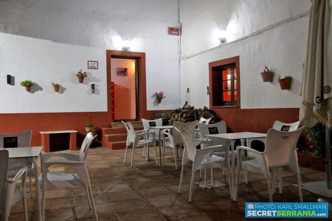 Restaurant Entre Ascuas, Montejaque