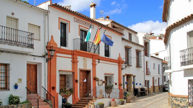Ayuntamiento de Benarrabá
