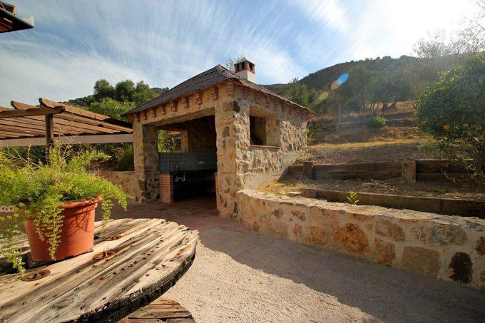 Casa Rural Montion, Jimera de Líbar