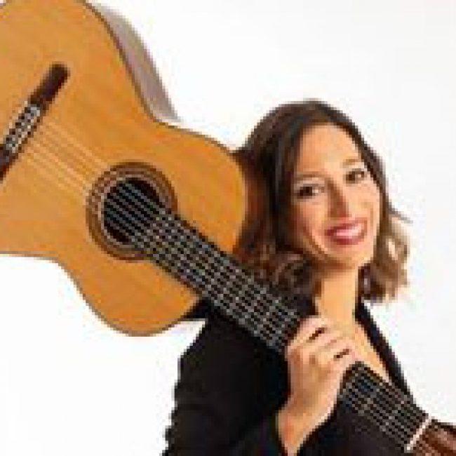 Rocío Sánchez Ruiz in Concert, Gaucín