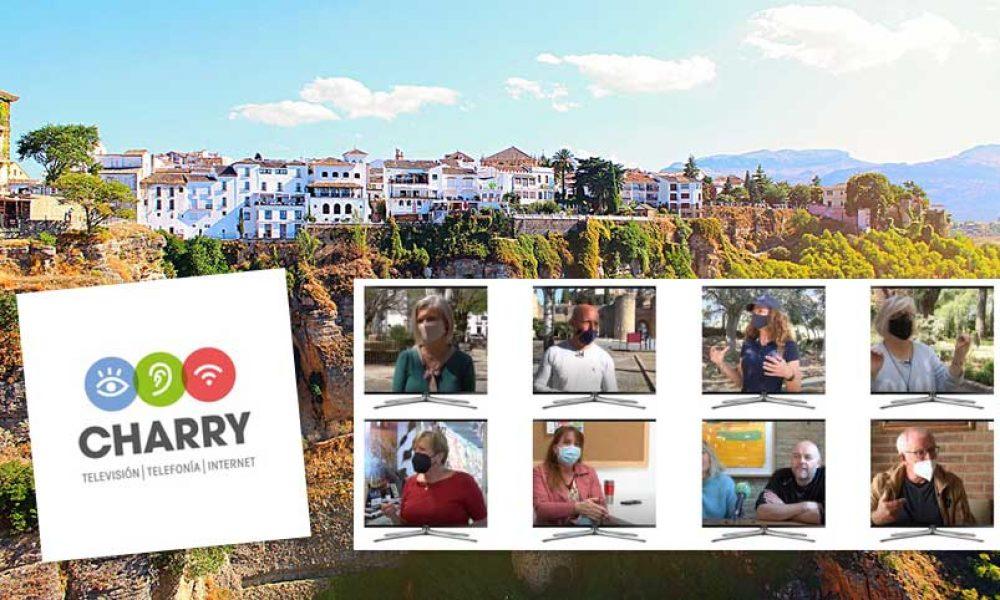 Foreign residents in the Serranía de Ronda on the box – a follow up