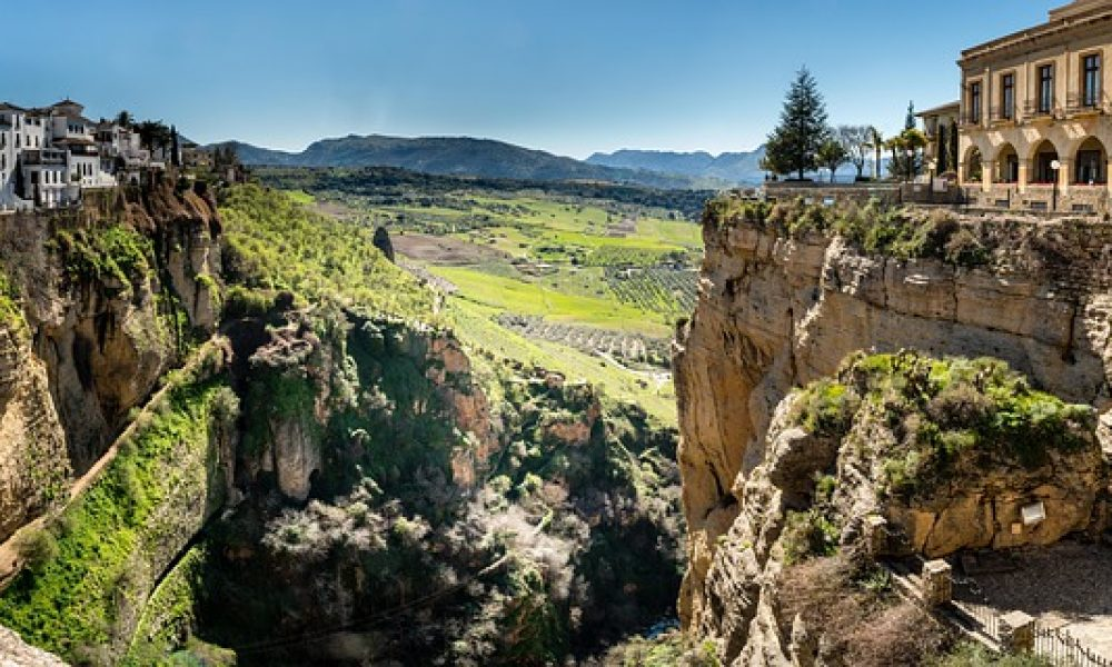 Help, help me, Ronda! Why is this stunning mountain town in Spain so special?