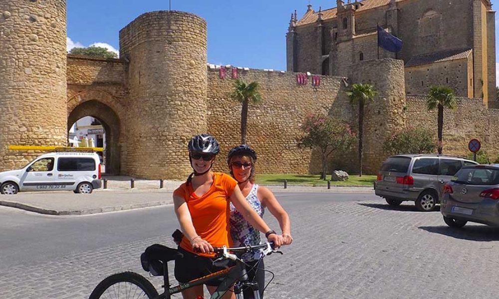 Ronda Sights: Walking and cycling tour