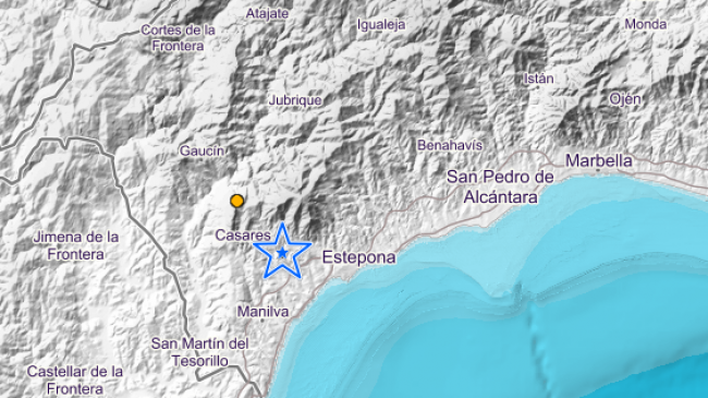BREAKING: Earthquake in Malaga province rumbles Spain's Costa del Sol this evening
