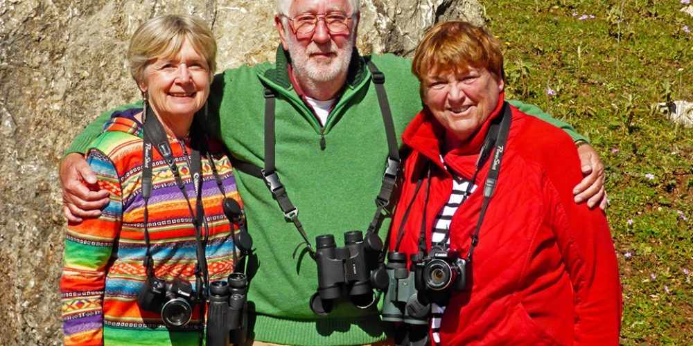 BIRD MAN: Meet Ronda nature guide and Secret Serranía contributor Peter Jones
