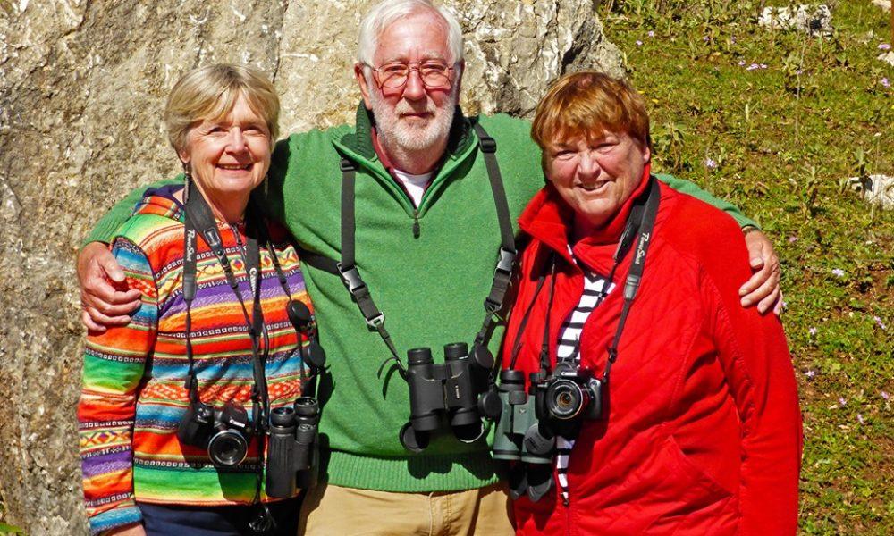 BIRD MAN: Meet Ronda nature guide and Secret Serranía contributor Peter Jones