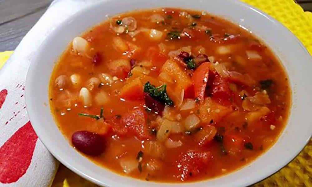 Paul's Serranía Three Bean Soup