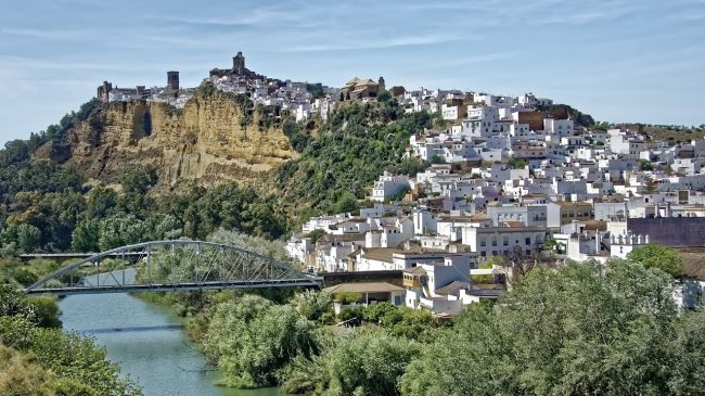 DE LA FRONTERA: Spain's frontier towns