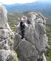 Gaucín Via Ferrata