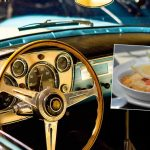 Serrania de Ronda fish pie hooks veteran car club from coast