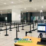 EXCLUSIVE: Inside Malaga-Costa del Sol airport's Terminal 3 due to reopen tomorrow as Spain's COVID-19 lockdown eases further