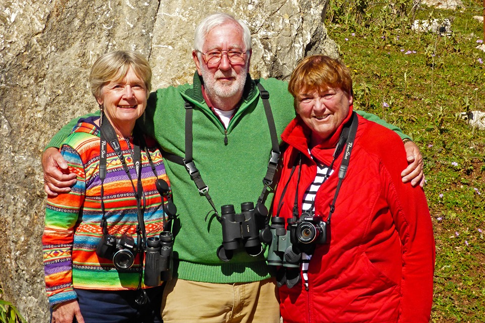 Peter Jones - Birding and Wildlife Guide